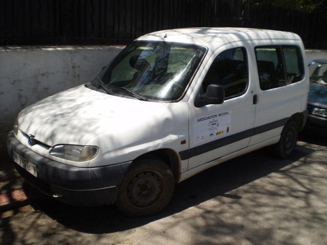 La Asociación de Mzora para el medioambiente y el desarrollo sostenible ya dispone de un vehículo