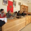 Celebradas dos jornadas en Bab Taza en torno a la problemática de los RSU