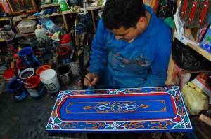 1.2.1. El Sector de la Artesanía_Peinture sur Bois