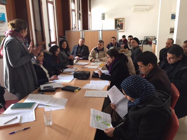 Se constituye el Grupo de Trabajo de la Marca de Calidad Territorial en Chefchaouen