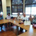 Una delegación de ADL Chefchaouen visita Córdoba y Málaga