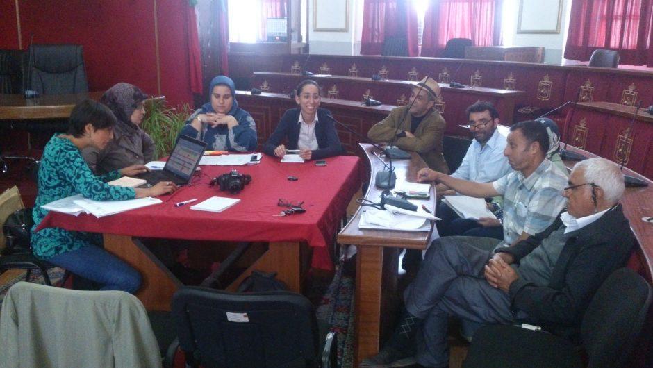 Presupuestos Participativos en Tetuán entran en fase de ejecución de los proyectos en la medina