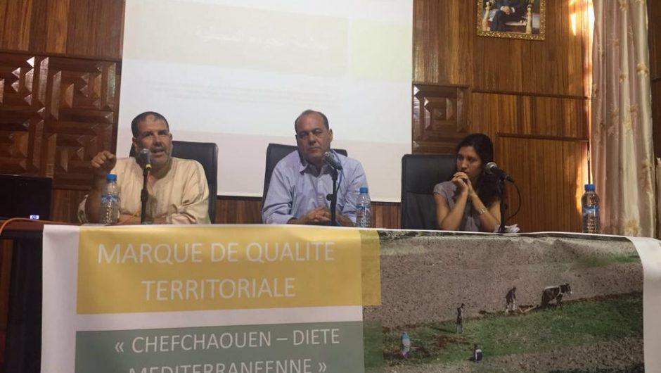 Movilización de los actores económicos en el proceso de Marca de Calidad Territorial de Chefchaouen