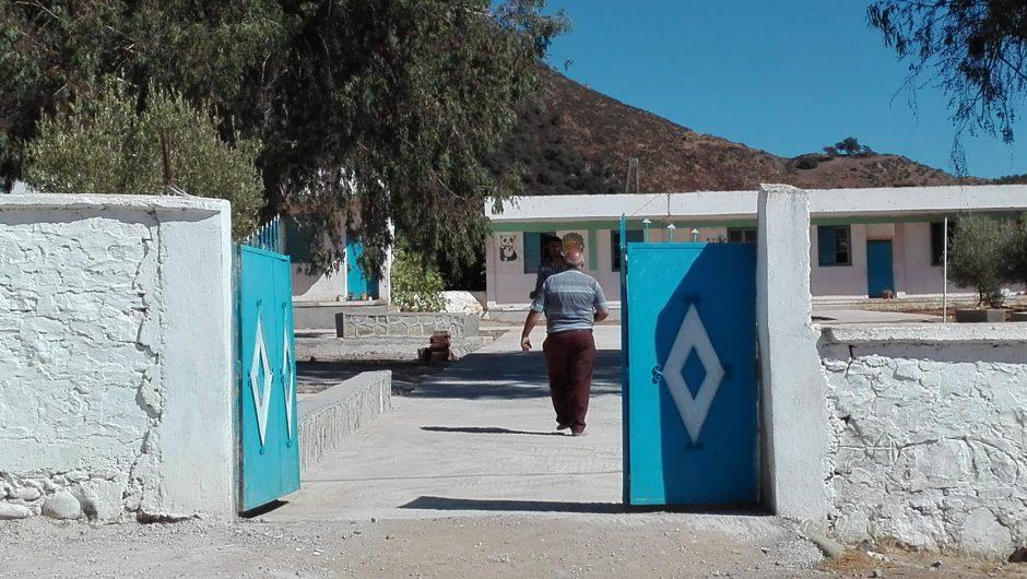 ADL y FAMSI hacen seguimiento conjunto de las obras en la Escuela Salam en Bni Salah.