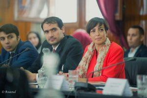 Sra. Cristina Pilo, Coordinadora Proyecto Presupuestos Participativos