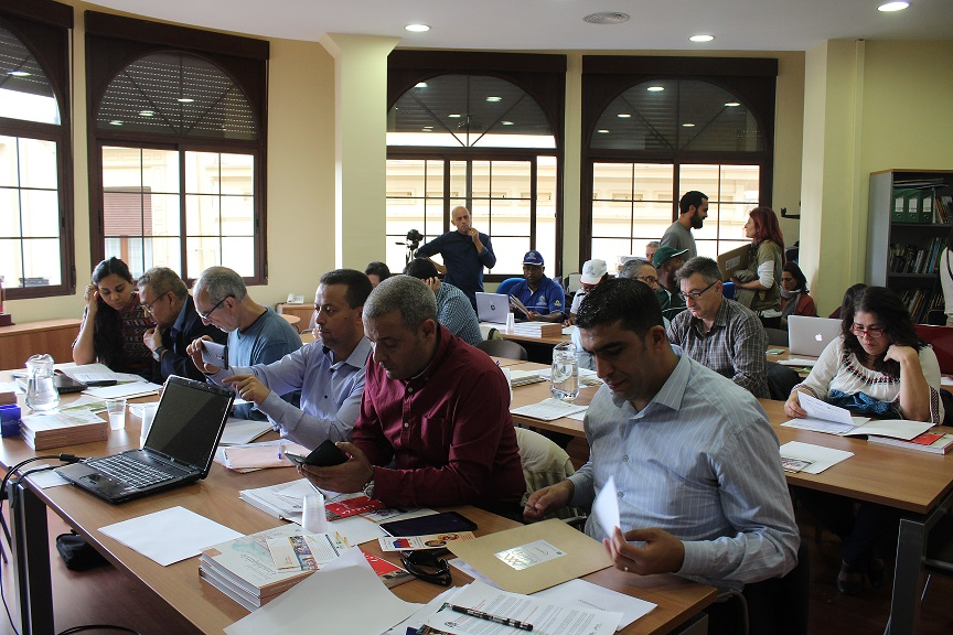 Presupuestos Participativos de Marruecos presentados en un taller organizado por COGLOBAL y FAMSI