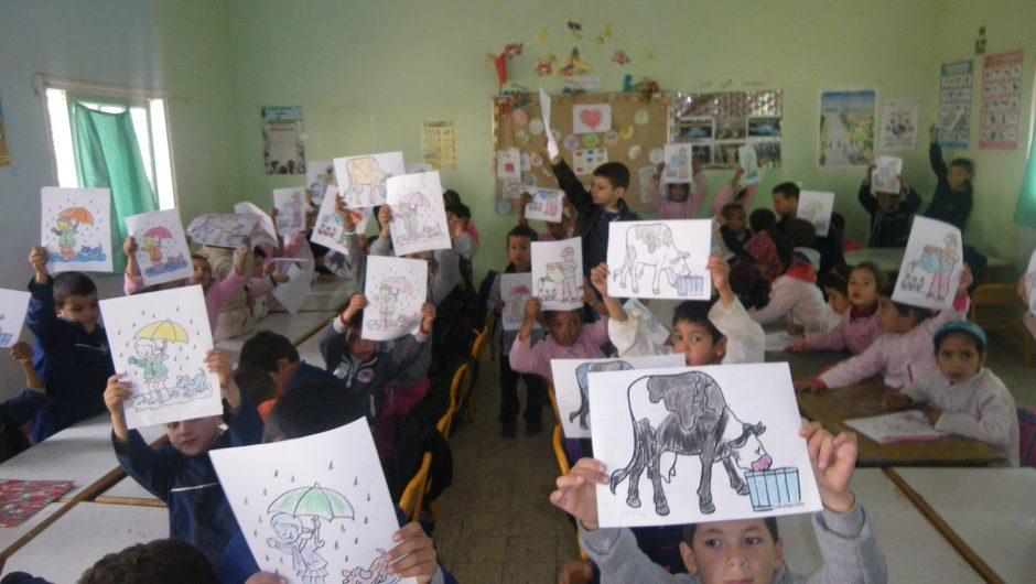 Alumnos y profesores de la Escuela Barbour ya disfrutan de parte de las instalaciones