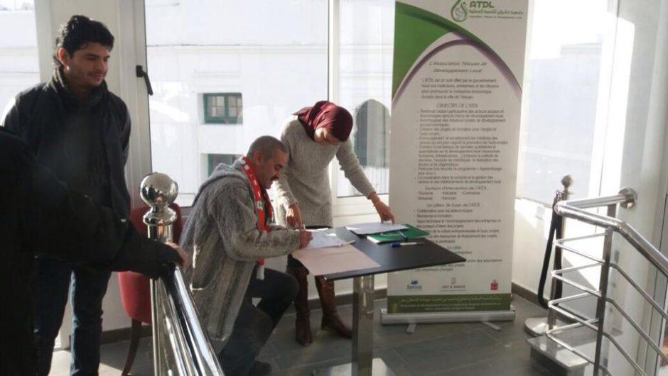 ATDL: Taller formativo destinado a los guías turísticos de Tetuán