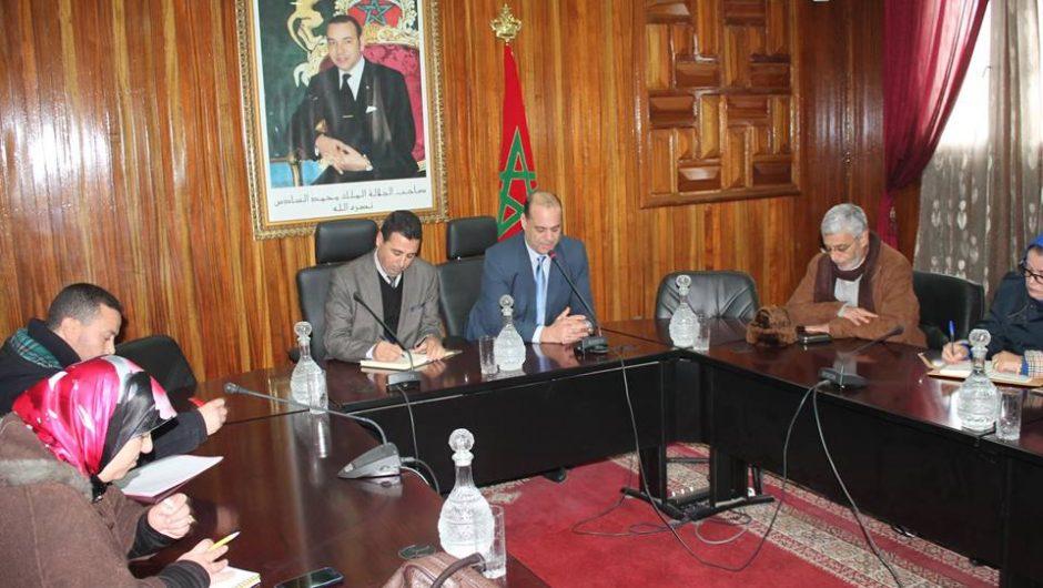 Ouezzane y Chefchaouen intercambia experiencias municipales innovadoras