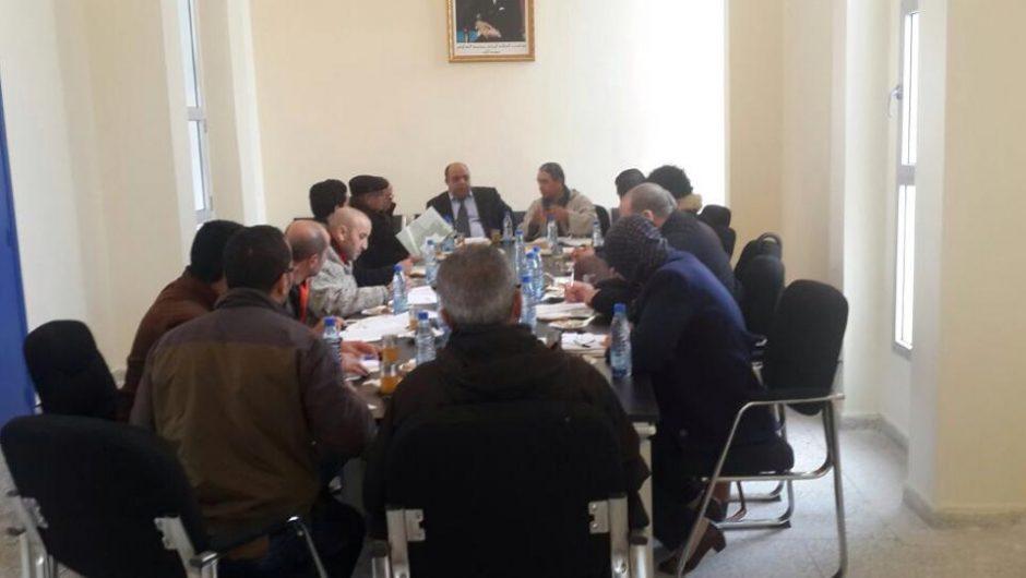 La Asamblea del Agrupamiento de Bouhachem aprueba el convenio específico con FAMSI