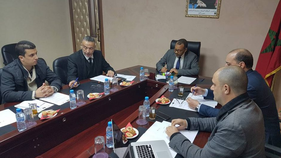 Se presenta el nuevo Coordinador Técnico de la Federación ANMAR