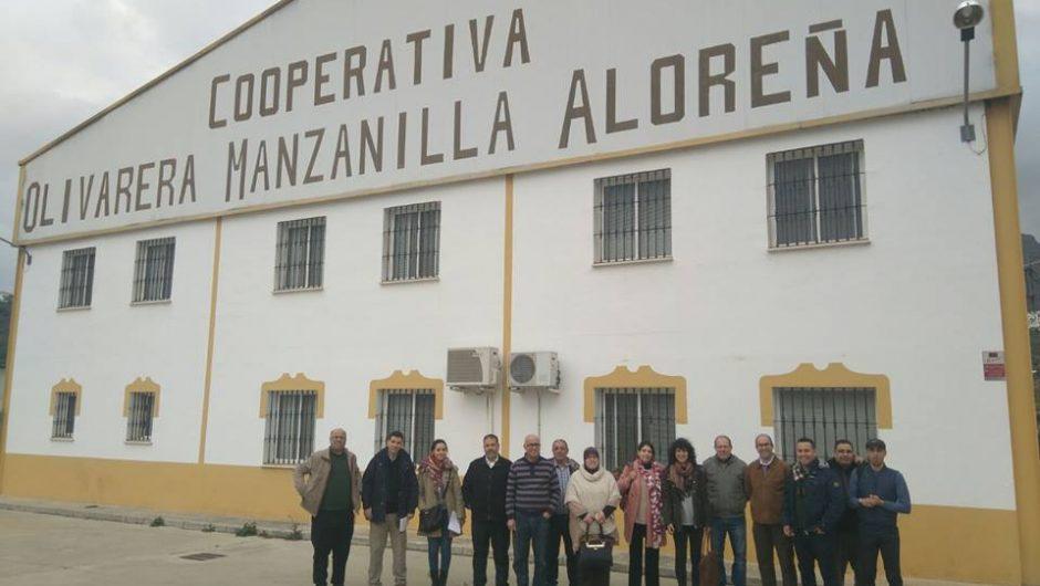 Una delegación marroquí visita el valle del Guadalhorce para conocer su modelo de desarrollo territorial