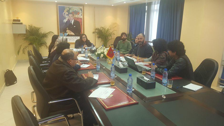 Asistencia Técnica al proceso de desarrollo de políticas de desarrollo económico local en la Región de Tánger Tetuán Alhucemas