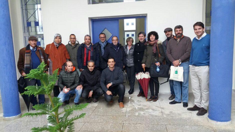 Diputación de Cádiz retoma el trabajo con FAMSI y con los socios de ANMAR en Marruecos