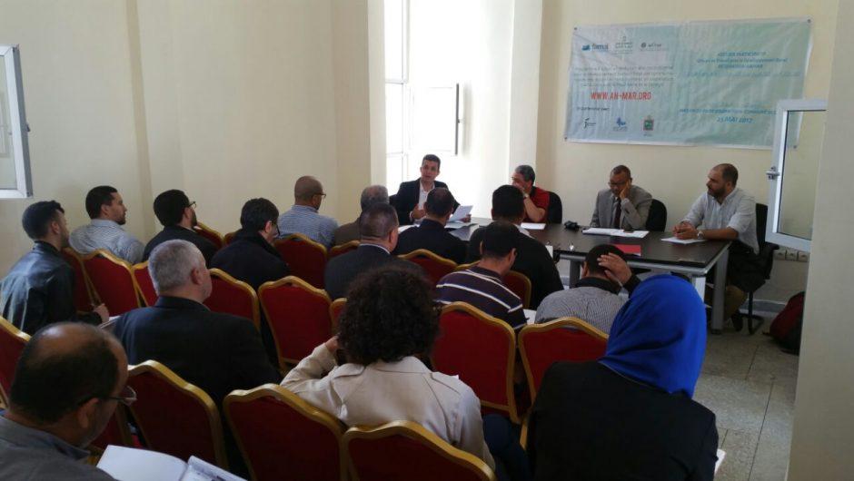 Un espacio para el desarrollo rural en la Federación ANMAR