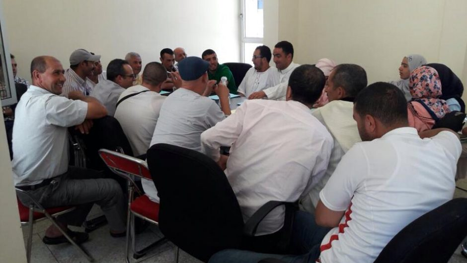La mancomunidad de Bouhachem apoya la creación de un Consejo Asociativo