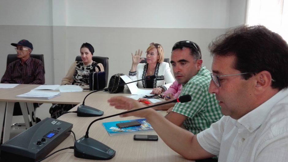 ADLarache moviliza a los actores económicos de la ciudad del sector turístico y pesquero.