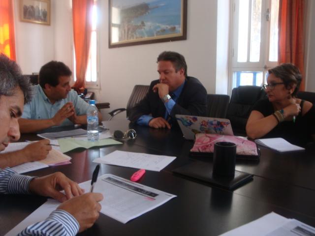 FAMSI y Diputación de Cádiz apoyan el Plan Estratégico de Turismo Sostenible de la ciudad de Larache