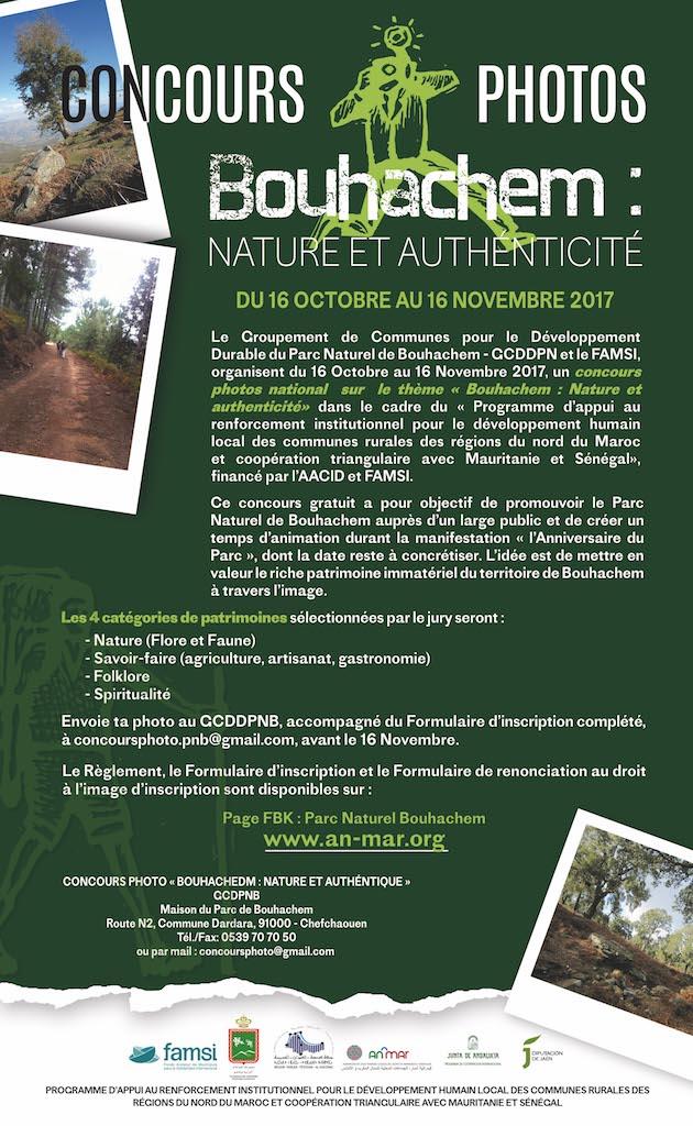 Concurso de Fotografía. Naturaleza y Autenticidad en el Bouhachem